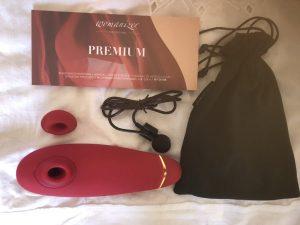 Best Clitoral Vibrator-Womanizer Premium