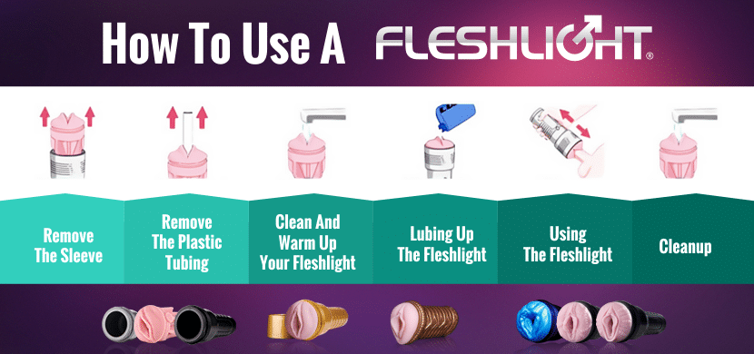 How to use a fleshlight For An Awesome Experience